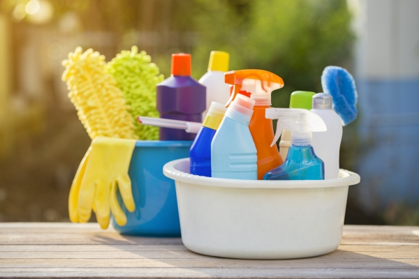 5 Healthy Cleaning Products For Your Home