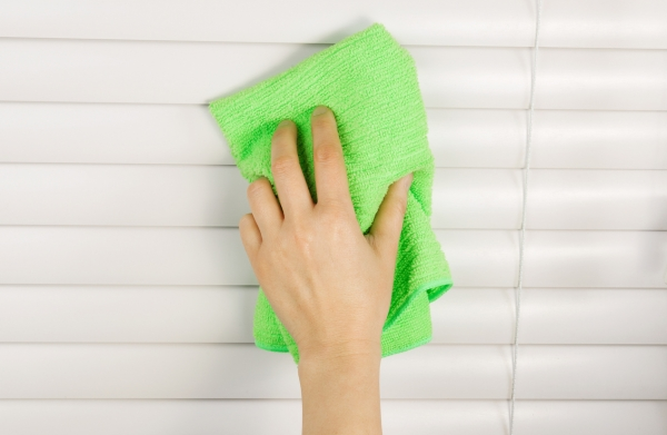 How to Clean Your Blinds and Shutters