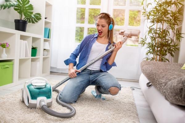 How to Make Housework More Enjoyable