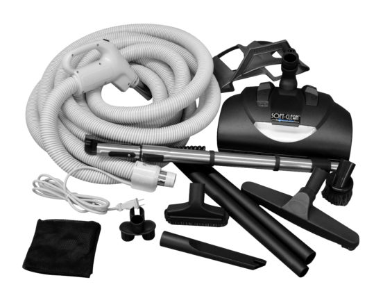 EBK360 Soft Clean accessory package and replacement hose