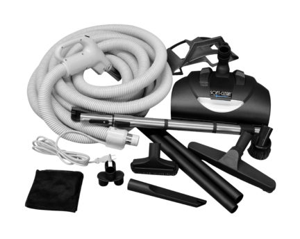 Full ebk 280 attachment package with 8 foot replacement hose and all surface attachments