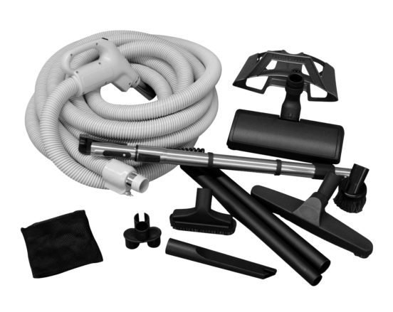 EBK 280 8 inch replacement hose with accessories package