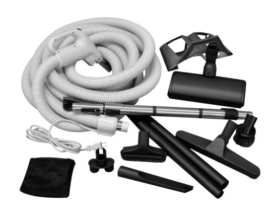 Full ebk 280 attachment package with 8 foot replacement hose and attachments