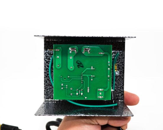 Complete central vacuum repair kit for control box