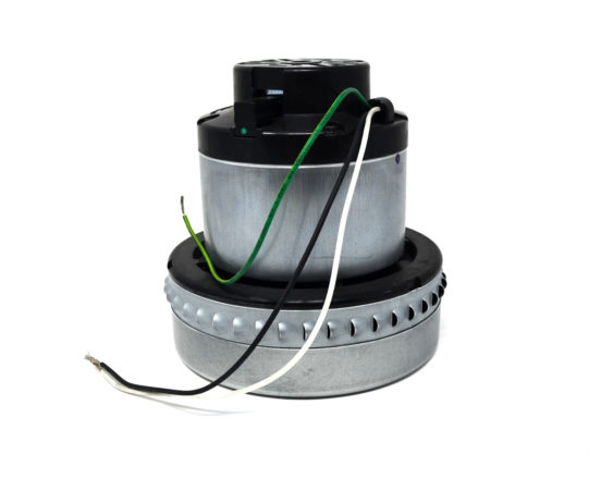 Replacement motor for 120v CVS-11 and CVS-11DP central vacuum systems