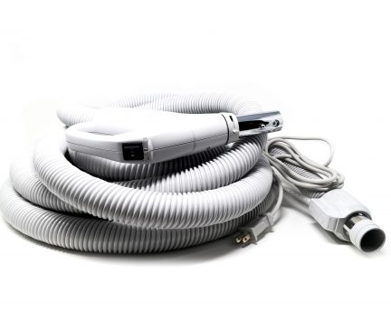 Dual Voltage 35 foot hose with pigtail with three position switch