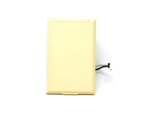 Ivory full door all voltage inlet valve