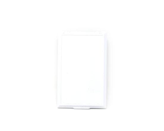 White Full Door Low Voltage Inlet Valve