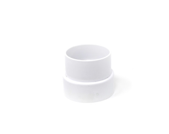 1.75 inch pipe adapter for central vacuum system