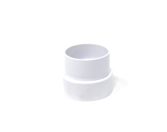 1.8125 inch pipe adapter for central vacuum system