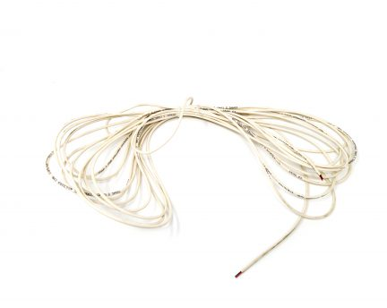 100 foot low voltage wire for whole house central vacuum system