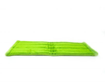"Goliath Microfiber Mop Pad measuring 6""x20"" ideal for hardwood, wood, laminate, tile, and other hard surfaces"