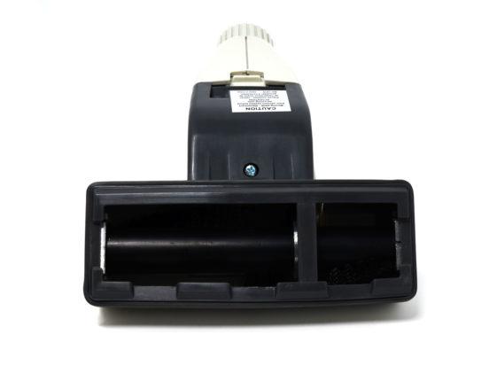 Air-Powered Hand-held central vacuum brush