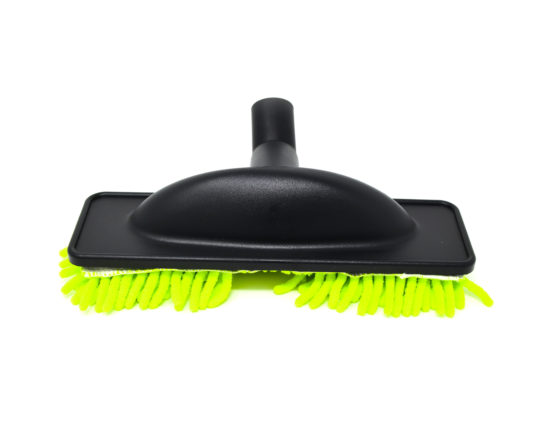 Microfiber DustUp Mop head for hardwood cleaning