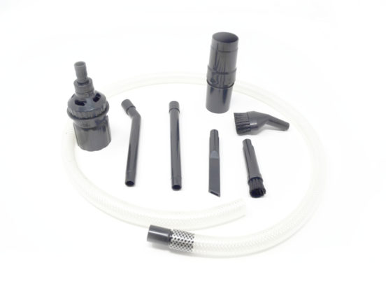 Micro Tools are perfect for cleaning dvds, wall heaters, air conditioners, printers, laptops, or almost anything that is too small to get an ordinary vac tool into