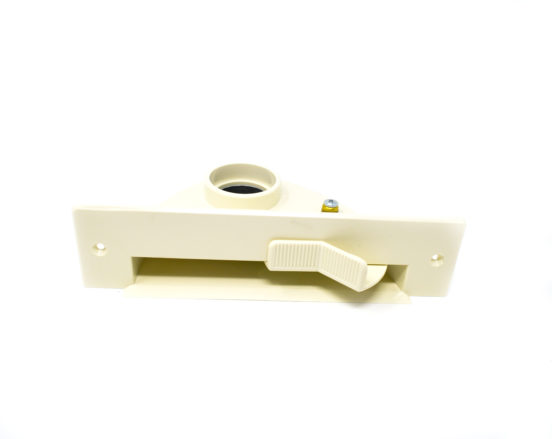 Almond VacPan Dustpan for easy dirt removal