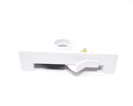 White VacPan Dustpan for easy dirt removal