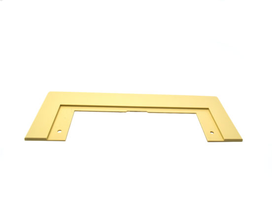Ivory VacuSweep trim plate