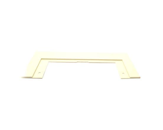 Almond VacuSweep trim plate
