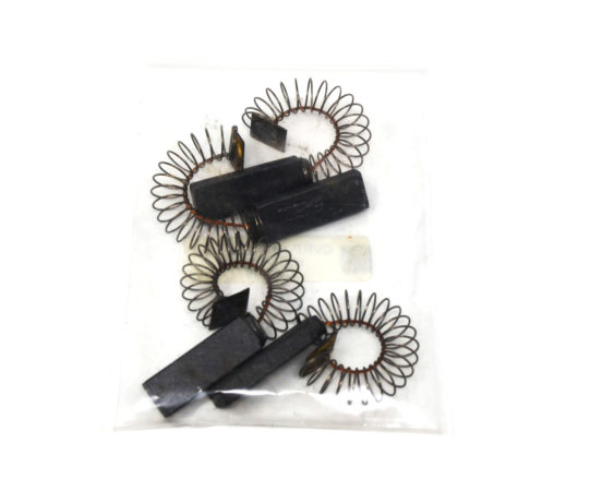 Central Vacuum system 4 piece motor brush replacement kit